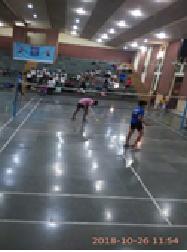 inter school badminton