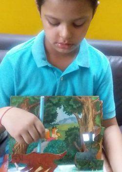 Arnav Sharma III A Story Narration