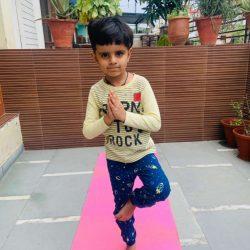Aarav Mandhan Prep A