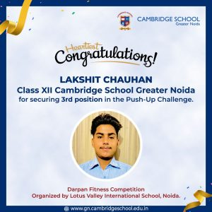 Lakshit Chauhan